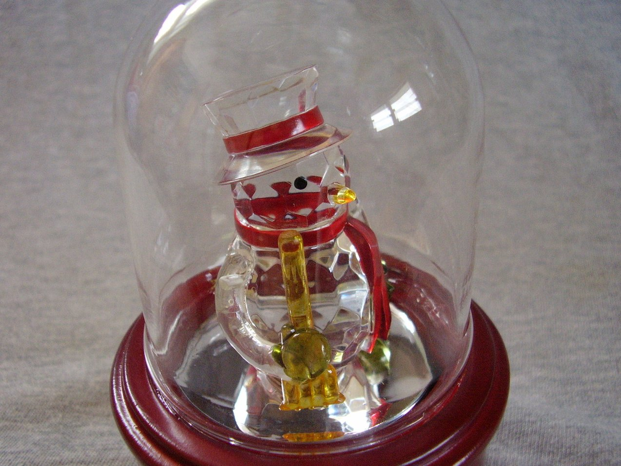 '.Mr Christmas Deluxe Dome Light.'