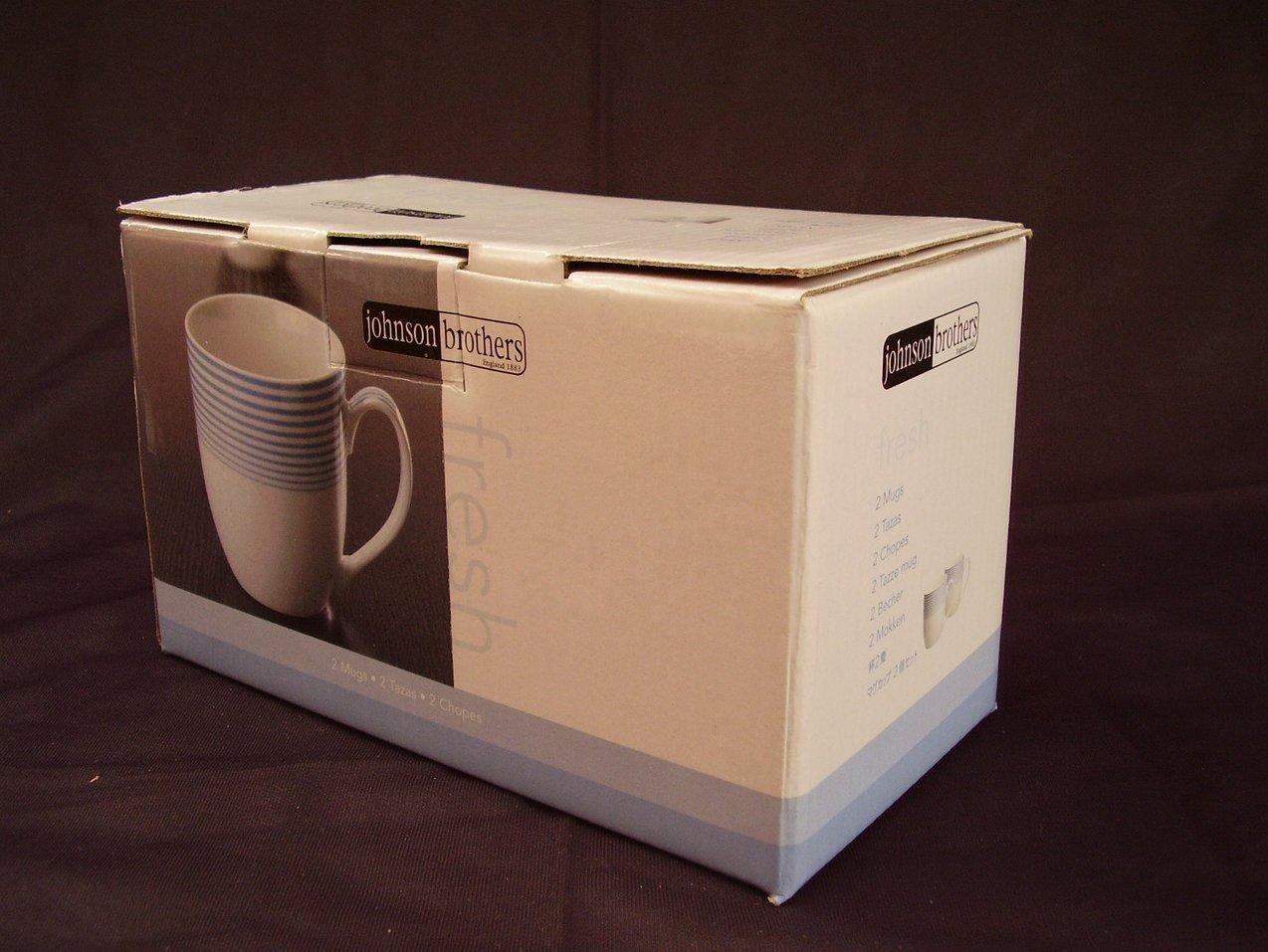 Johnson Bros Coffee Mugs