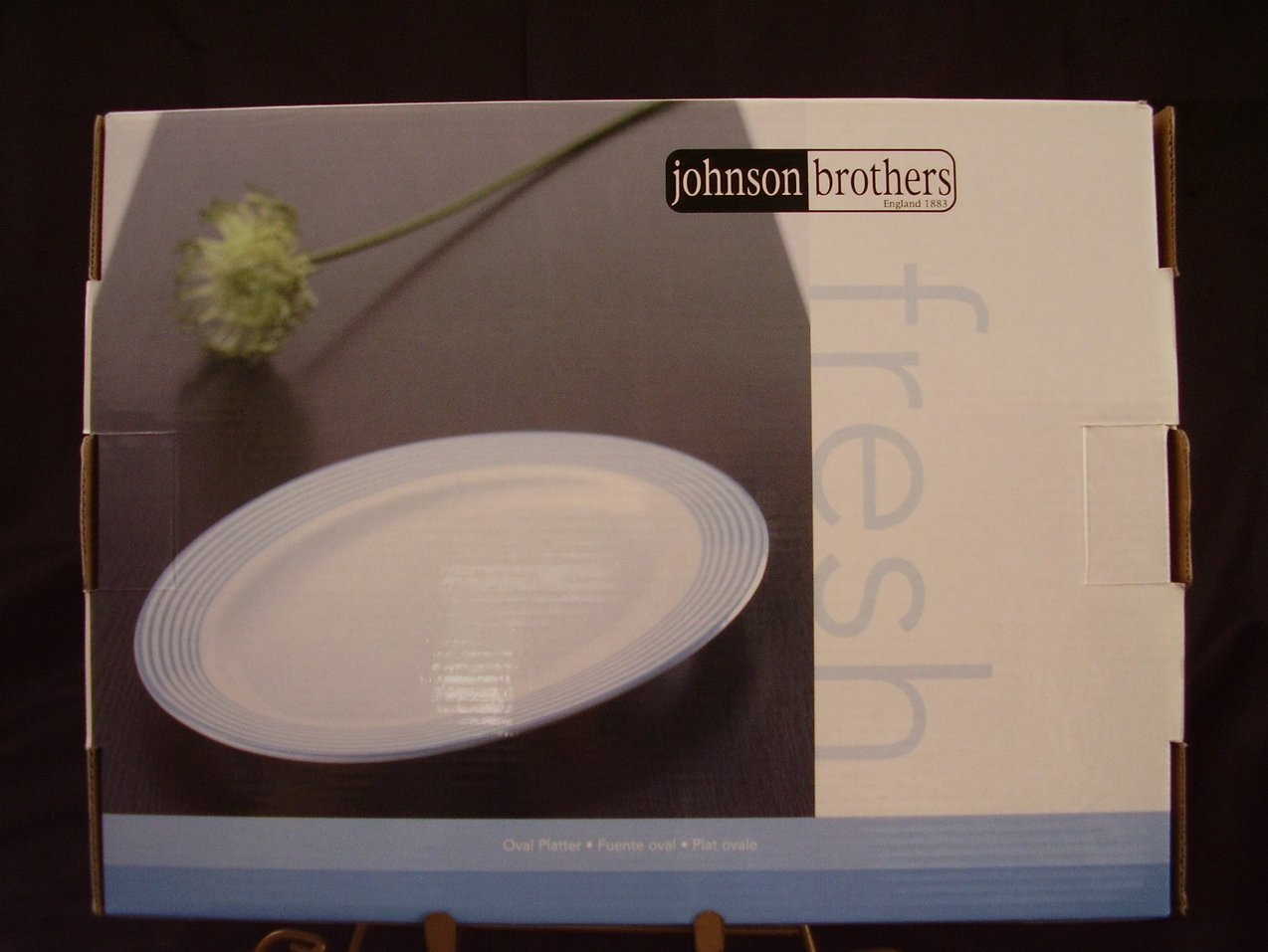 Johnson Bros Fresh Platter