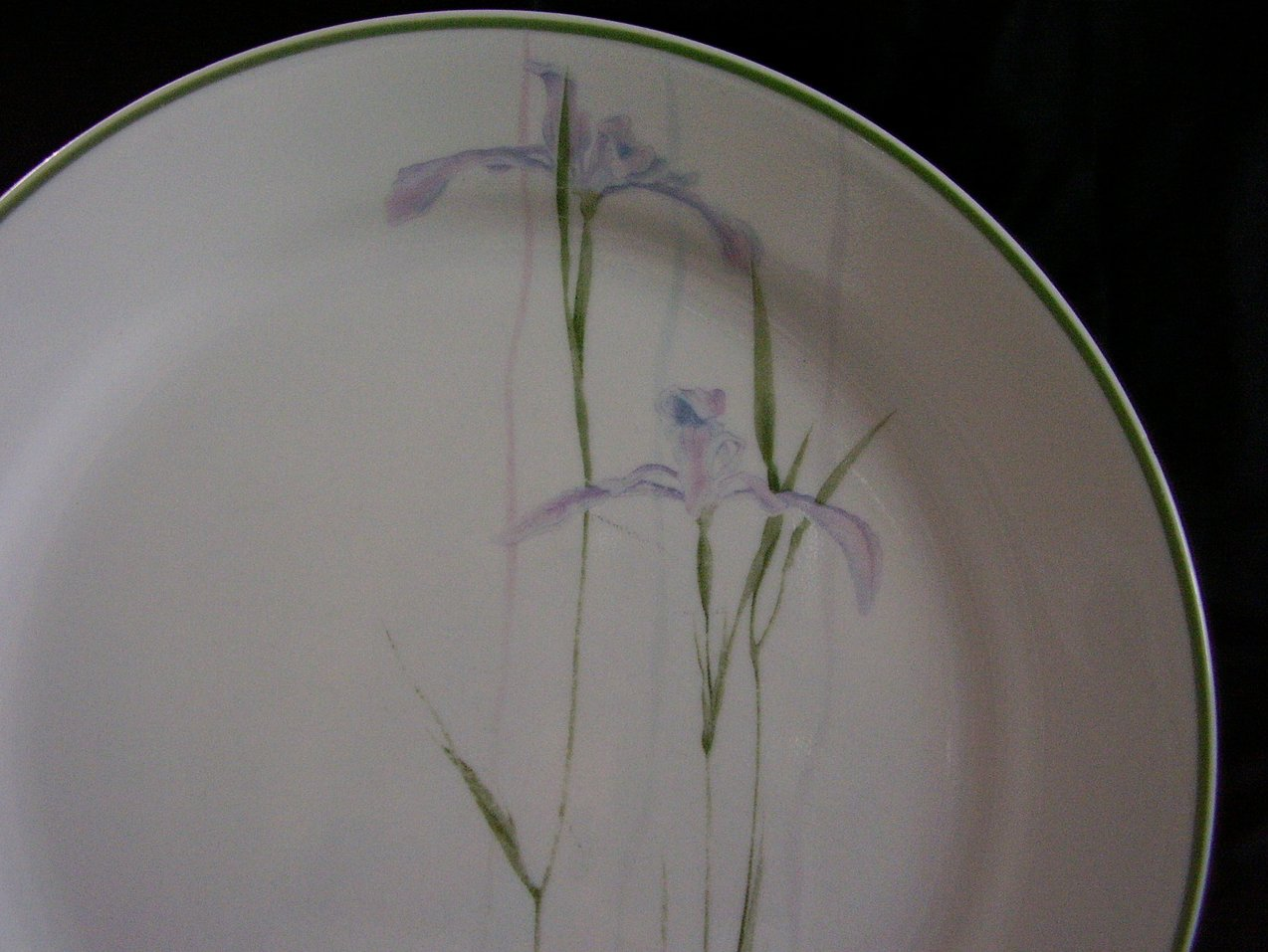 Corelle Shadow Iris Dinner Pla
