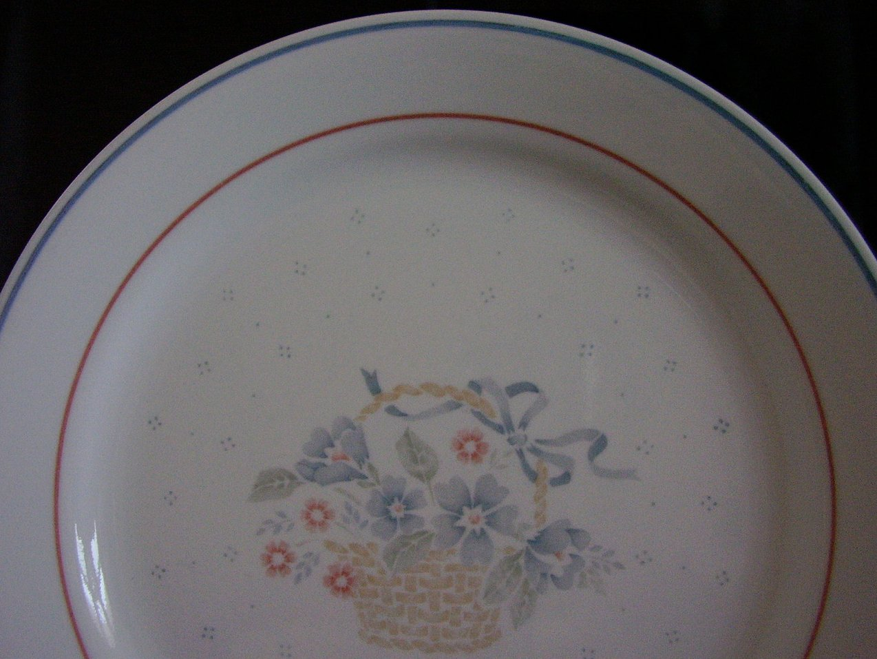 '.Corelle Country Cornflower Din.'