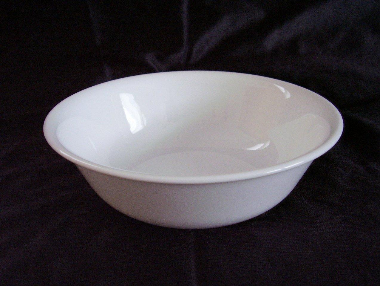 Corelle White Cereal Soup Bowl Dish
