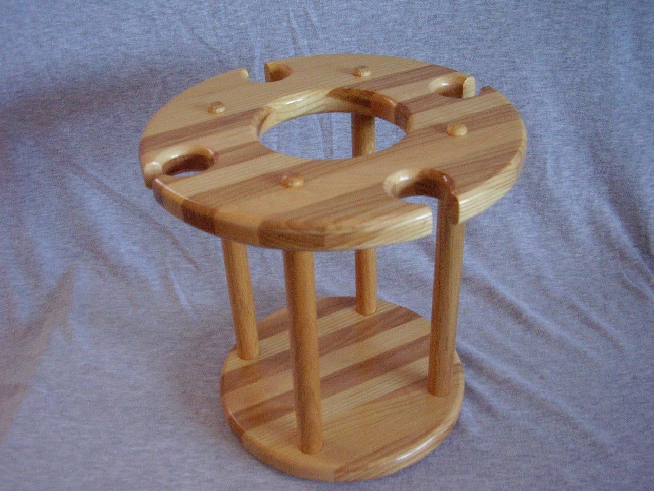 '.Handmade Hickory & Ash Wood .'
