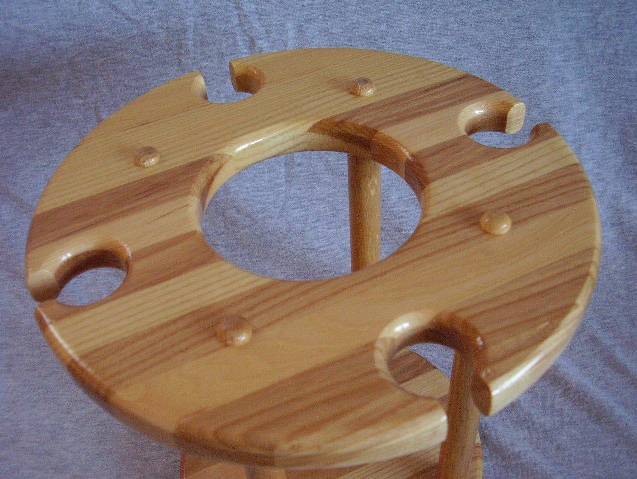Handmade Hickory & Ash Wood