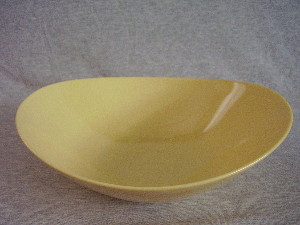 Fostoria Melamine Large Plastic Melmac Serving Dish Bowl