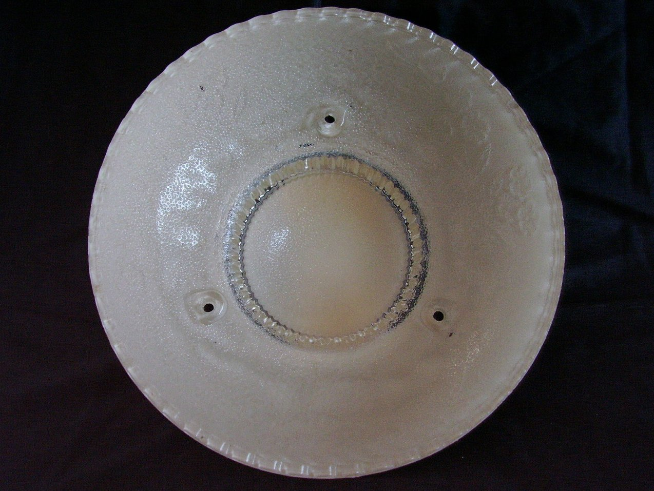 Hanging 3 Hole Lamp Shade