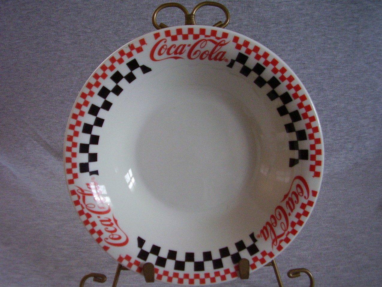 '.Gibson Coca Cola Coupe Soup .'