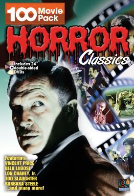 Thumbnail of Horror Classics 100-Movie Pack - Not a misprint - 100 films! DVDs New Sealed