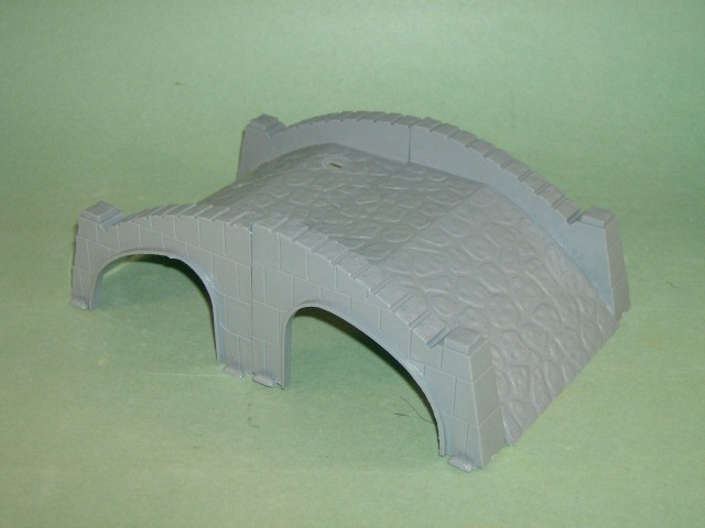 MPC Re-issue 2 Piece Plastic ACW Stone Bridge