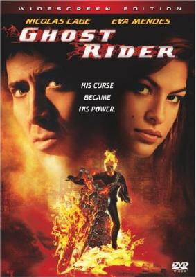 Thumbnail of Ghost Rider - Nicolas Cage - Peter Fonda - Eva Mendes - DVD New Sealed