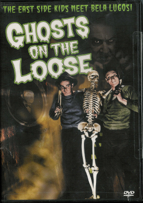 Thumbnail of Ghosts on the Loose 2-pak with Little Shop of Horrors DVDs New