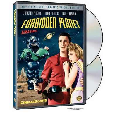 Thumbnail of Forbidden Planet SPECIAL 50th Anniversary Edition DVD New Sealed