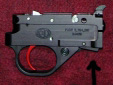 c) Tony Kidd Ultimate Match Trigger System-Sportsman (low) Mag release Option