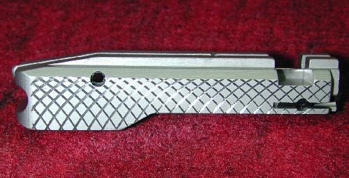 O) Tony Kidd Custom Machined 10/22 Bolt-NEW SCALLOPPED FINISH!