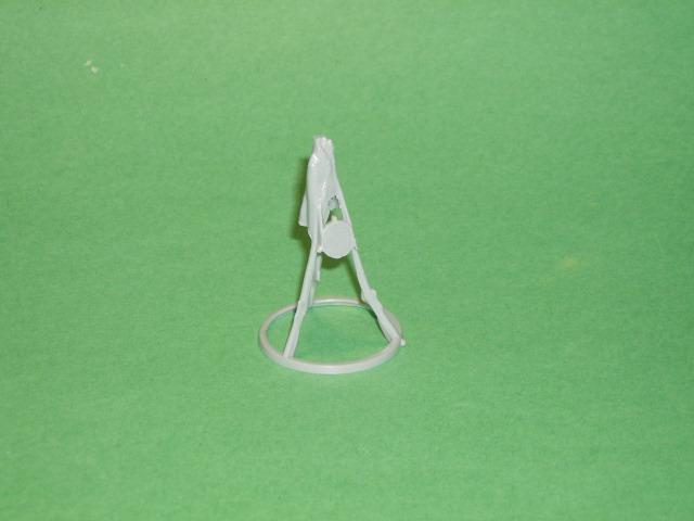 Marx Recast ACW Plastic Stacked Rifles Set