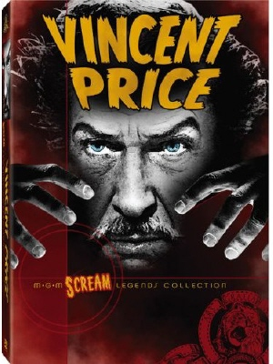 Vincent Price 4-DVD Collection