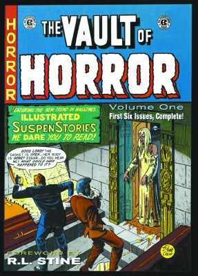 Thumbnail of EC Comics Archives The Vault of Horror Volume 1