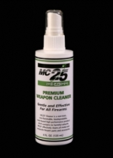 MC25 Milcomm Premium Weapon Cleaner 4oz. Pump Spray