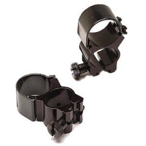 Thumbnail of WEAVER SEE-THRU RINGS FOR mini-14 ranch & mini-30*, 77/22,77/44 BLACK