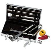 KTBQSS22-  Chefmaster 22 pc. Stainless Steel BBQ Set
