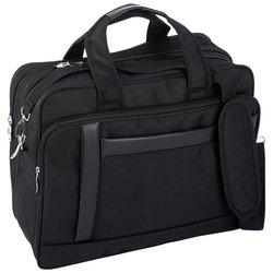 BCCB   Maxam  16'' Nylon Expandable Briefcase/Computer Bag