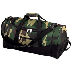 LU23CAMO - Extreme Pak™ Camouflage 23'' Water-Repellent Tote Bag