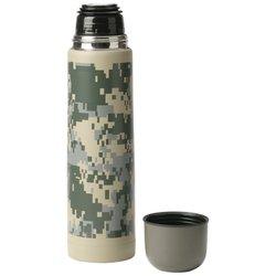 KTDWL75C Maxam® 25oz (.74L) Double Wall Bottle with Digital Camo