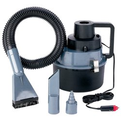 AUVWD3 Titanium Dirt Magic™ Heavy-Duty Wet/Dry Auto or Garage Vac