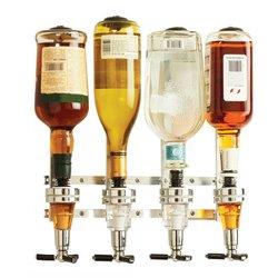 KTLQDSP4  Wyndham House™ 4-Bottle Liquor Dispenser
