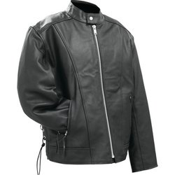 BKCRUSSLB  Rocky Mountain Hides™ Solid Genuine Buffalo Leather Motorcycle