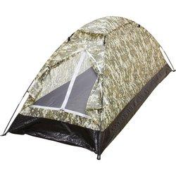 SPTENT1XLDC  Maxam™ Digital Camo Extra-Long 1-Person Tent