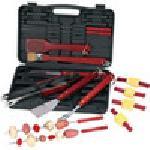 KTBQ192 - Chefmaster™ 19pc Barbeque Tool Set