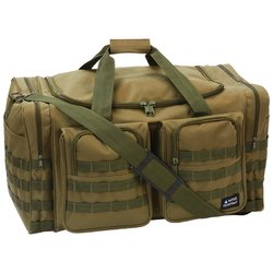 LUN26ADG  * Extreme Pak™ Olive Drab Water-Resistant 25'' Tactical Tote Ba