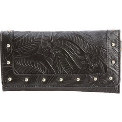 Image 0 of LULWAL33 - Casual Outfitters™ Ladies' Solid Genuine Leather Wallet