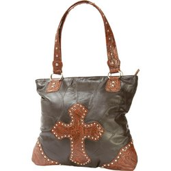 LUPCROSS - Casual Outfitters™ Italian Stone™ Design Genuine Leather