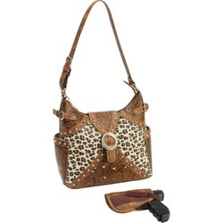 LUPWCHL3 - Casual Outfitters™ Western-Style Concealed Carry Purse