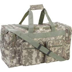 LUBL21DC - Extreme Pak™ Digital Camo Water-Resistant 21'' Tote Bag