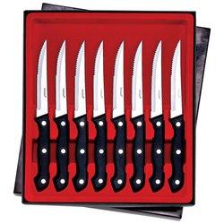 CTMX8 - Maxam® 8pc 8-7/8'' Steak Knife Set