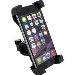 BKMOUNTL - Adjustable Motorcycle/Bicycle Large Phone Mount