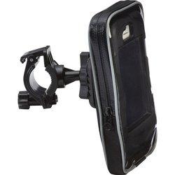 BKPHDLR  Diamond Plate™ Adjustable, Waterproof Motorcycle/Bicycle Smartph