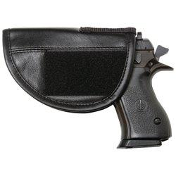 Image 0 of SPGUNH - Embassy™ Solid Genuine Leather Handgun Storage Holster