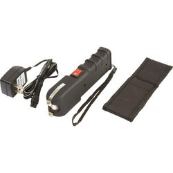 ELSTUN11 - Mitaki-Japan® 250,000V Rechargeable Stun Gun and LED Flashlight