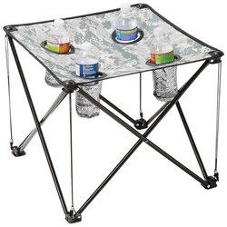 SPTABSM - Maxam™ Digital Camo Small Camp Table