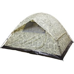 SPTENTC6 - Maxam® Digital Camo 6-Person Tent