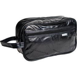 LULSHAVE- Genuine Leather Personal Travel Bag