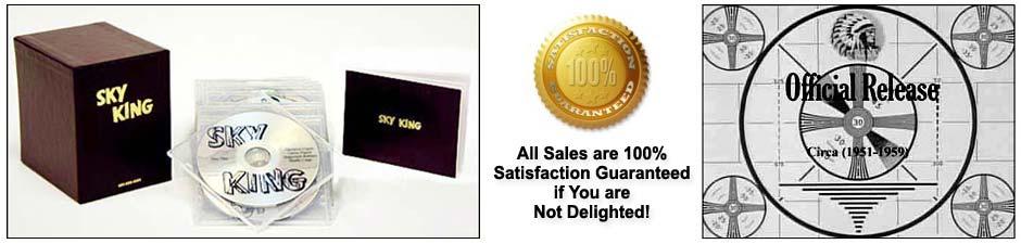 Sky King DVD Box Set
