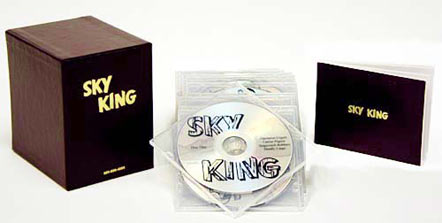 Sky King DVD Boxed Set