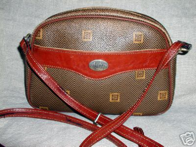 Vexier Made in France Designer bag purse nwot :  made in france authentic vexier monogram bag