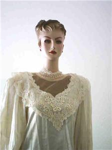 Sonia Ratay San Andre 14 Lace Blouse Wedding Bridesmaid