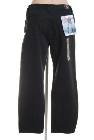 Liz Claiborne petite jeans denim pants black 16 P S NWT